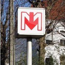 Service pick up auto – métro
